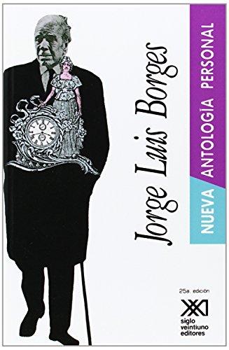 Nueva antologia personal; jorge luis borges