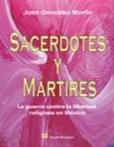 sacerdotes y mártires - juan gonzález -
