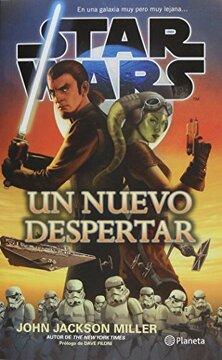 portada Stars Wars: Un Nuevo Despertar