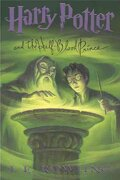Harry Potter and the Half Blood Prince (libro en Inglés) - J. K. Rowling - Scholastic