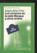 Los Crímenes de la Calle Morgue - Edgar Allan Poe - Longseller S.A.