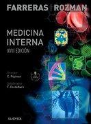 Farreras Rozman. Medicina Interna + Studentconsult en Español - Ciril Rozman Borstnar - Elsevier