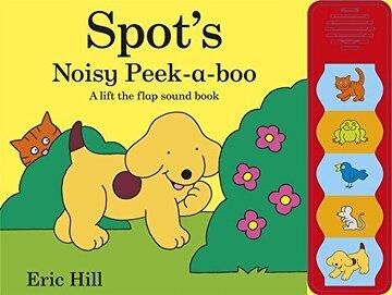 portada Spot's Noisy Peek-a-boo