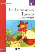 Enormous Turnip,The With Audio cd - Black cat Earlyreads l1# - Ruth Hobart - Vicens Vives Ediciones