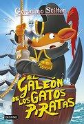 Geronimo Stilton 8. El Galeón de los Gatos Piratas - Geronimo Stilton - Destino Infantil & Juvenil