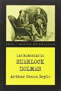 Las Memorias de Sherlock Holmes - Arthur Conan Doyle - Ediciones Akal