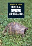 manuales del terrario. tortugas terrestres mediterráneas - brian pursall - hispano europea