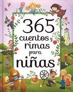 365 Cuentos y Rimas Para Niñas - Varios - Parragon