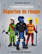 Deportes de Riesgo (Vestuario en Pegatinas) - Usborne - Usborne