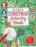 Christmas Activity Book (libro en Inglés) - Lucy Bowman,Rebecca Gilpin,James Maclaine, Rebecca Gilpin - Usborne Publishing Ltd