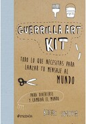 Guerrilla art kit - Keri Smith - Paidos
