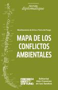 Mapa De Los Conflictos Ambientales. Movilizacion De Arica A Tierra Del