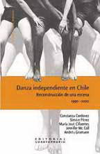 portada Danza Independiente en Chile