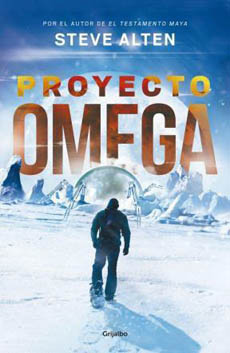 Proyecto omega; steve alten