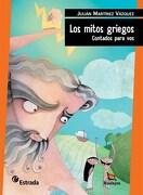Mitos Griegos Contado p / vos Azulejos - Martinez Vazque - Estrada