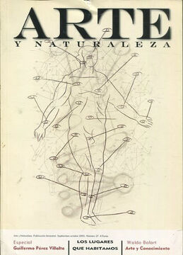 portada ARTE Y NATURALEZA. PUBLICACION BIMESTRAL. SEPTIEMBRE-OCTUBRE 2003. NUMERO 27.