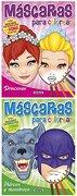 Máscaras Para Colorear (2 Títulos) - Susaeta Ediciones S A - Susaeta