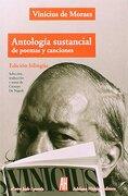 Antología Sustancial de Poemas y Canciones - Vinicius De Moraes - Adriana Hidalgo