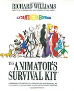 The Animator's Survival Kit: A Manual of Methods, Principles and Formulas for Classical, Computer, Games, Stop Motion and Internet Animators (libro en inglés) - Richard Williams - Faber & Faber