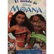 El Mundo de Moana - Larousse ediciones - Ediciones Larousse