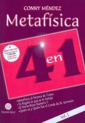 Metafísica 4 en 1: Metafísica al Alcance de Todos, te Regalo lo que se te Antoje, el Maravilloso Número 7, Quién es y Quién fue el Conde de st. Germain - Volumen i - Conny Mendez - Ediciones Giluz