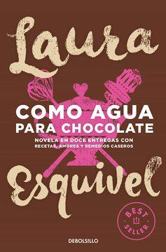 portada Como Agua Para Chocolate
