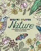 Nature Inspired Coloring (libro en Inglés) - Parragon Books - Parragon Books