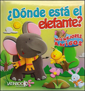 Col. Mis Mejores Amigos-Donde Esta el - Latinbooks - Latinbooks