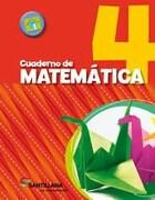 Cuaderno de Matematica 4 Santillana en Movimiento - En Movimiento - Santillana