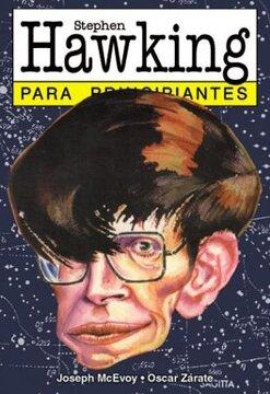 portada Stephen Hawking Para Principiantes