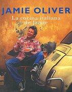 la cocina italiana de jaime - jamie oliver -