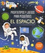 Libro de Actividades del Espacio - Rebecca Gilpin - Usborne