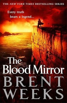portada The Blood Mirror: Book Four of the Lightbringer series