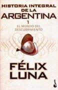 historia integral d/la argentina boo - luna felix - planeta