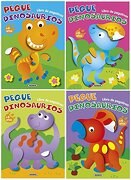 Pequedinosaurios (4 títulos)