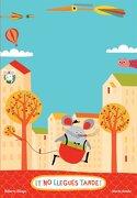 Y no llegues tarde (Infantil Y Juvenil) - Roberto Aliaga Sánchez - Macmillan Literatura Infantil y Juvenil
