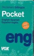Diccionario pocket english-spanish, español-inglés - Jordi Indurain Pons - Anaya