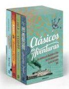 Clásicos De Aventuras (Estuche) (Clasicos (debolsillo)) - VV.AA. - Debolsillo
