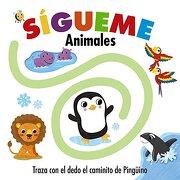Sígueme. Animales - Various - Editorial Bruño