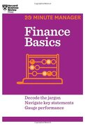 Finance Basics (Hbr 20-Minute Manager Series) (libro en Inglés) - Harvard Business Review - Harvard Business Review Press