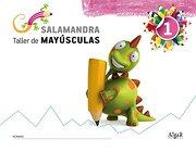 Salamandra 1. Taller de mayúsculas (Algar) - Josep Gregori Sanjuan - ALGAR EDITORIAL