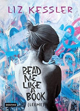 portada Read me Like a Book