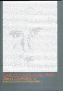 Carlos Castilla del Pino. Obras completas 6: Introducción a la psiquiatría 1 - Carlos Castilla del Pino - UCOPress, Editorial Universidad de Córdoba