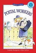 postal workers - paulette bourgeois - kids can pr