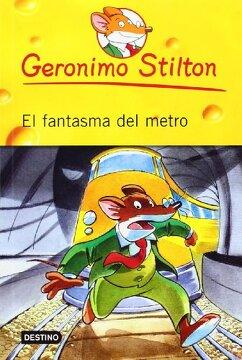 portada El Fantasma del Metro