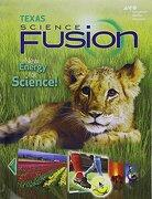 Science Fusion Texas: Student Edition Grade 1 2015