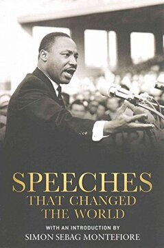 portada Speeches That Changed the World