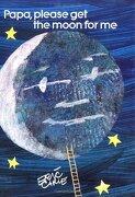 Papa,Please get the Moon for Me-Simon&Schuster *Mini Edition (libro en inglés) - Eric Carle - Simon And Schu Usa