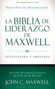 La Biblia de Liderazgo de Maxwell nvi - John C. Maxwell - Grupo Nelson