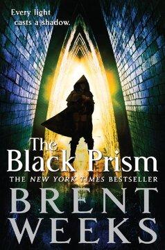 portada the black prism
